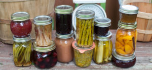 canning extension program